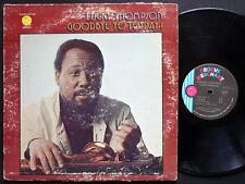 LUCKY THOMPSON Goodbye Yesterday! LP GROOVE MERCHANT GM 508 US 1973 Cedar Walton