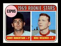 1969 Topps #284 Rookie Stars NM/NM+ X1594867