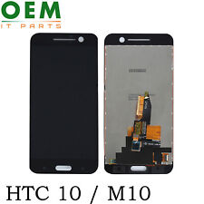 For HTC 10 One M10 LCD Display Touch Screen Digitizer Assembly Unit New Black