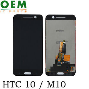 For HTC 10 M10 LCD Display Touch Screen Digitizer Assembly Unit New Black