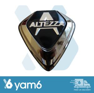 GENUINE TOYOTA FRONT GRILLE BLACK EMBLEM BADGE FITS ALTEZZA / IS200 75311-53020