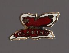 Pin's Papillon / Parfum clarins