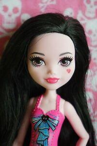 Monster High Draculaura SWIMSUIT Doll