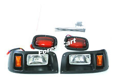 CLUB CAR DS HALOGEN LIGHT & LED TAIL LIGHT 1993-UP GOLF CART