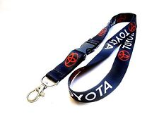 Lanyard  / key chain for TOYOTA 86 FRS Supra Celica MR2 Tacoma Corolla Camry
