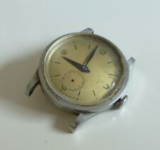 GLYCINE VINTAGE MOVEMENT.  FOR PARTS OR RESTORE.