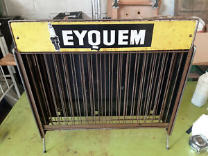 ancien présentoir bougie eyquem
