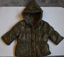 Edle Original Baby Winter Jacke von Catimini Größe 6M 67