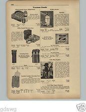1951 PAPER AD Syphon Bottles Sparklet Soda King Super Chargers