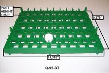 6-Quail Egg Trays-95 New World Quail Eggs Storage Tray Incubator Egg Tray Q95St