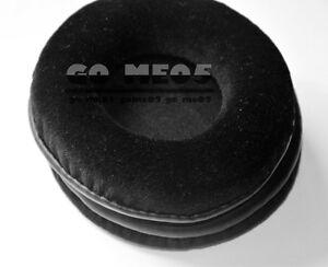Velvet velour ear pads earpads Cushion for Pioneer hdj500 hdj-500 hdj headphones