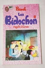 BINET LES BIDOCHON TOME 5 1989 BD