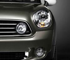 MINI Genuine Installing Set Additional Headlight Headlamp Black 63120420291