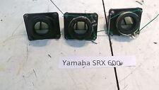 Yamaha SRX 600 Reed and carburetor rubber boot