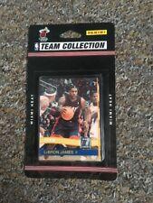 Tarjetas de colección de equipo de la NBA de Miami Heat Panini Donruss 2010-11 Totalmente Nuevo