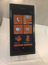 Nokia Lumia 800 Teléfono inteligente Negro EE Red
