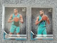 2019-20 CLEARLY DONRUSS PJ WASHINGTON & CODY MARTIN RATED ROOKIE RC HORNETS LOT