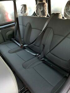 Sitzbank Sitzreihe Traffic  NV300 Talento Vivaro