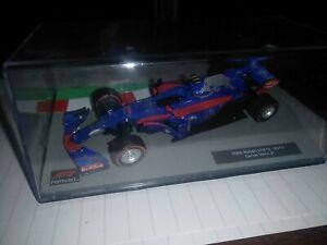 F1 Collection 1/43 Toro Rosso str12 2017 Carlo sainz