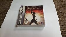Baldur's Gate: Dark Alliance  (Nintendo Game Boy Advance, 2004)