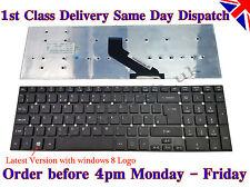NUOVO Per Acer Aspire e15, e5-511, e5-511g, e5-571, e5-571g Serie Laptop UK Tastiera