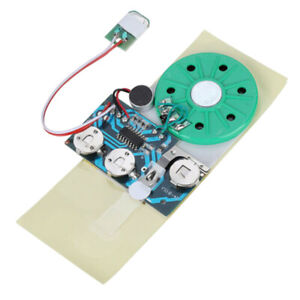 Recordable 30s Voice Module for Greeting Card Music Sound Talk Chip Musical Best