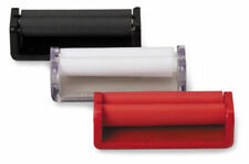 Handheld Rolling Machine Cigarette Paper Hand Roller 70mm Assorted Colors - 3002
