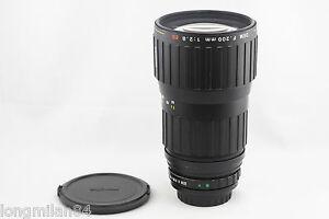*RARE* Angenieux DEM 200mm F2.8 ED for Canon FD 1:2.8/200 5D mk II III 1D 6D 7D