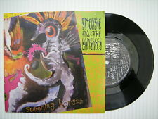 SIOUXSIE AND THE BANSHEES - SWIMMING HORSES / Let Go, polydor she-6 ex-condition