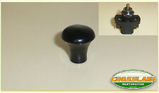 Land Rover Series late 1,  2,  2a,  Dash Panel Light Switch Knob  (NO SWITCH)