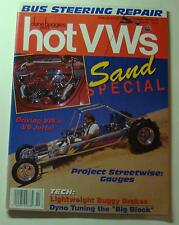 DUNE BUGGIES AND HOT VWs MAGAZINE OCT/1994..SAND SPECIAL..BUS STEERING REPAIR