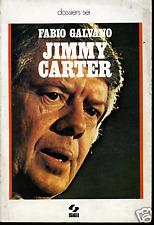 JIMMY CARTER * Galvano Fabio - 1a Edizione