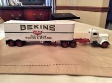 REPRODUCTION DECALS [ONLY!]--REVELL 1955 KENWORTH FREUHAUF BEKINS MOVING VAN