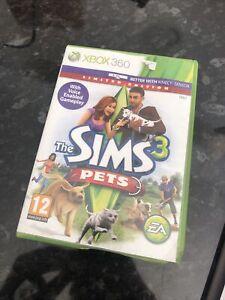 The Sims 3: Pets (Microsoft Xbox 360, 2011)