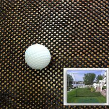 Cimarron Sports Archery Practice Netting/Baffle 12x10 Golf Net CMW-ArchNetP NEW
