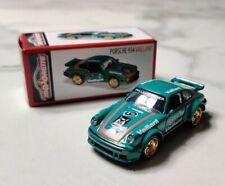 Majorette Deluxe 1:64 Porsche 934 Vaillant Coupe Rally Green MINT BOXED Premium