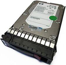 """HP 450 GB 15K RPM 3.5"""" 6G SAS HARD DRIVE 516810-002 EF0450FARMV ST3450857SS"""