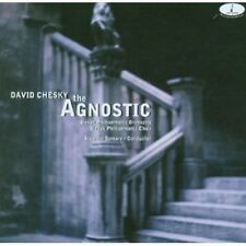 Stephanie Gregory - David Chesky the Agnostic [New CD]