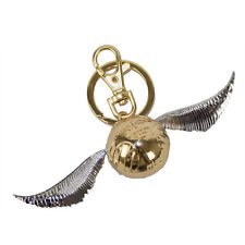 Harry Potter Golden Snitch Pewter Keychain