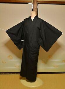 Silk KSM0001 Vintage Men/'s Kimono NEW Condition