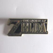 The Legend of Zelda Trading Cards: 1x The Legend of Zelda Logo #ZP06 Pin