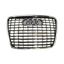 Original Audi Kühlergrill Sportgrill Grill Klavier-Lack Schwarz Audi A6 S6 4F C6