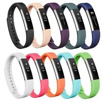 For Fitbit Alta HR Replacement Sport Silicone Band Bracelet Strap Wristband 2018