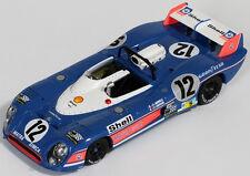 Ixo 1:43 Matra MS670B #12 Jabouille- Jaussaud Le Mans 1973 LMC114 Brand new