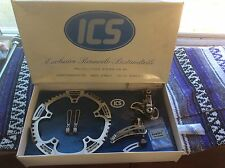Campagnolo Super Record ICS Complete Group  RD / FD / Shifters / Chainring- NEW