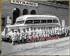 Negro League 1935 Pittsburgh Crawfords Team Picture Josh Gibson 8 X 10 Photo