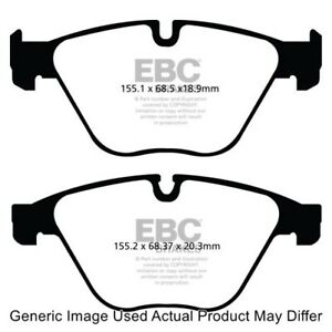 EBC DP32103C Redstuff Ceramic Low Dust Disc Brake Pads For BMW 535i xDrive NEW