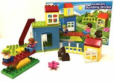 Children Brick and Block Construction Toy Play Series Lego Duplo Compatible 30Pc