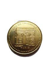 Arc de Triomphe Paris 2016 Commemorative Coin
