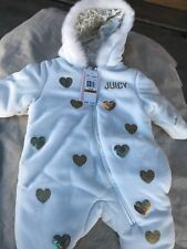 juicy couture PRAM  0/3.m. 3/6m. 6/9m. New With Tag